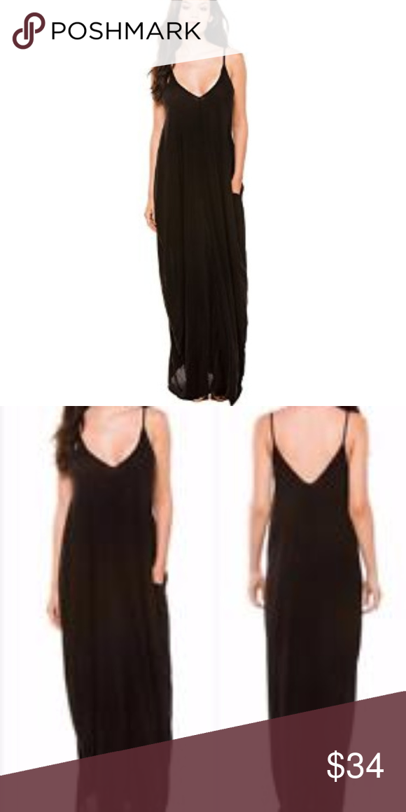 3b83045813 Elan International Spaghetti strap cover up Dress Once worn . straps was  repaired, not adjustable, only fixed. Elan International Maxi Spaghetti  Straps ...