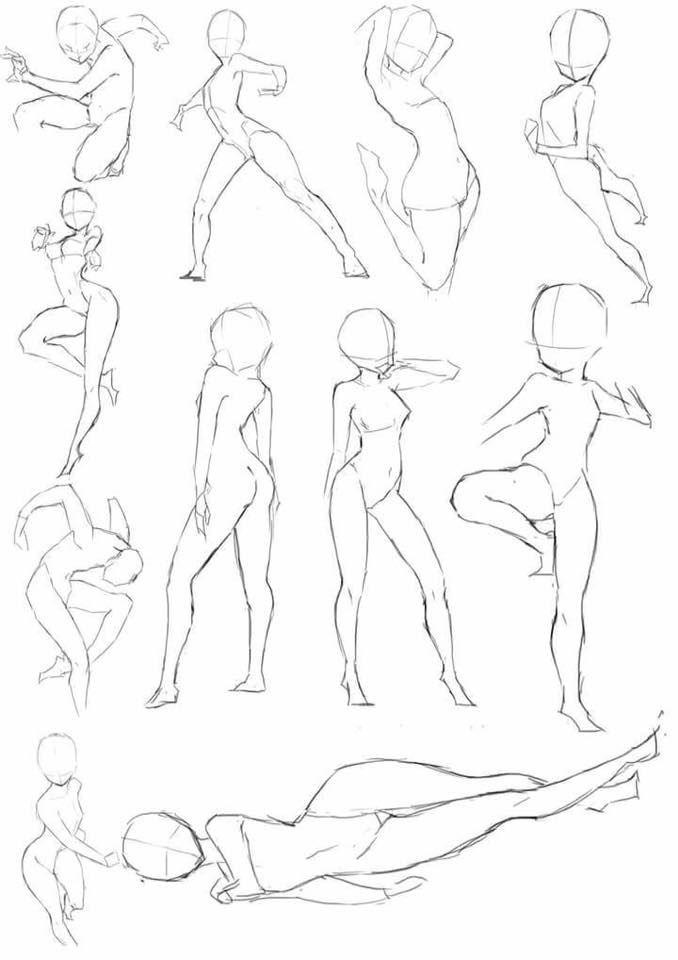 Pin Auf Female Bodies