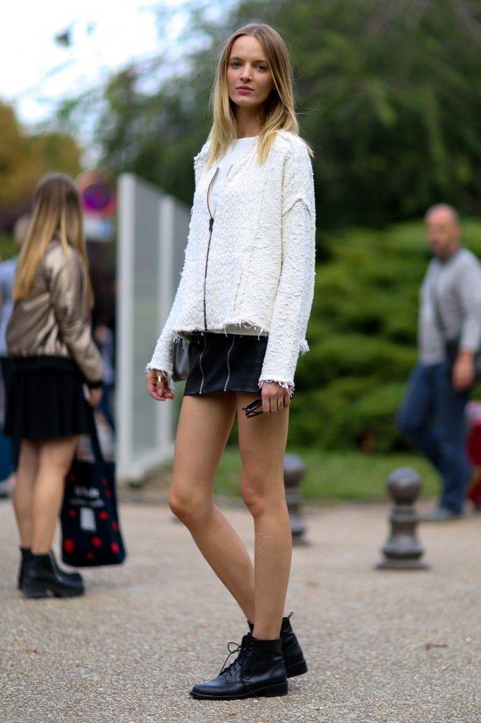 The Best of Paris Fashion Week Street Style