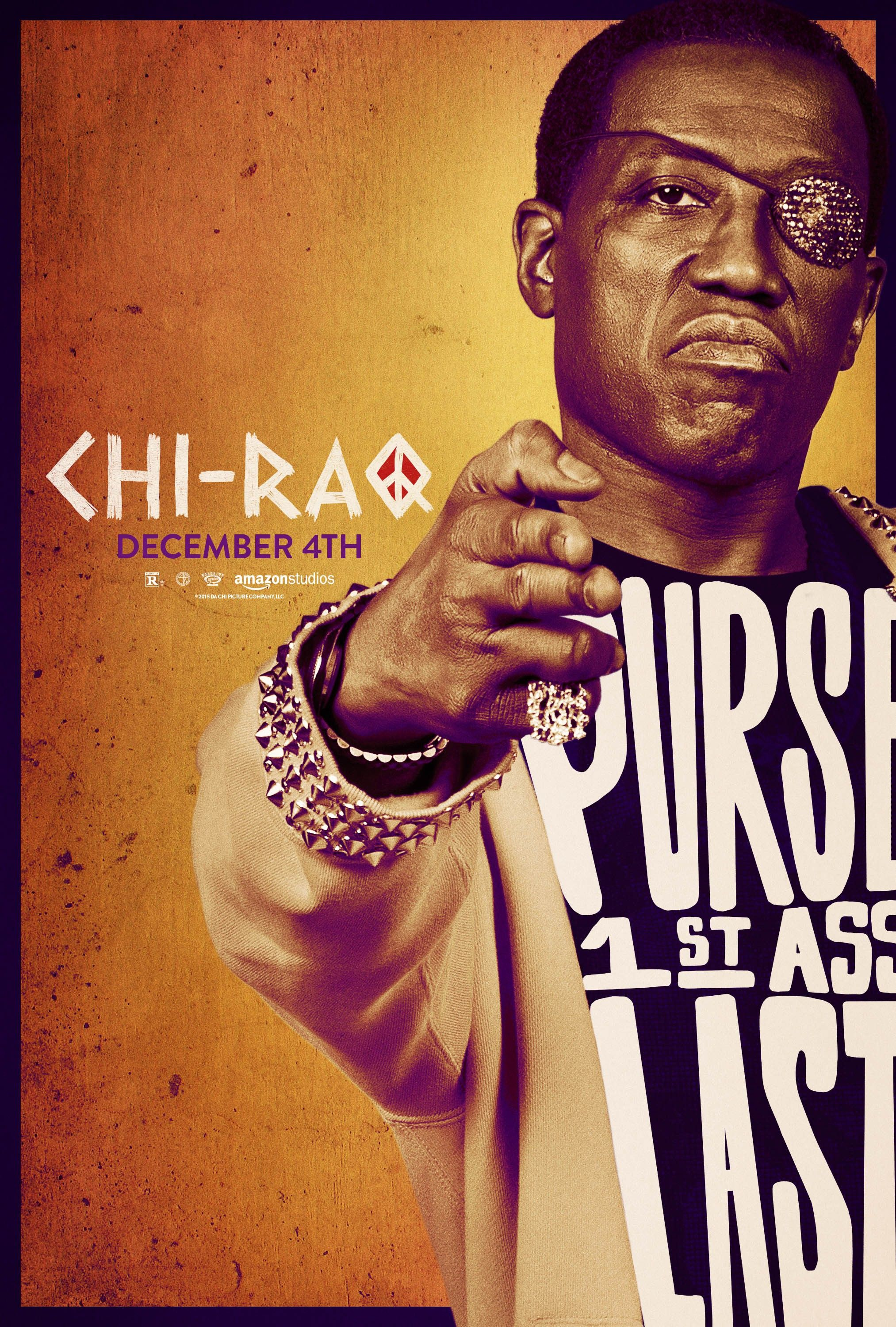 ChiRaq (2015) (With images) Movie posters, Poster