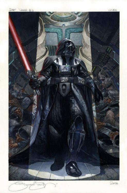 Star Wars #1 VariantbySimone Bianchi/Blog