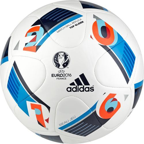 best cheap 38fb1 ea939 adidas Euro 16 Top Glider Soccer Ball from Academy someone buy me this!