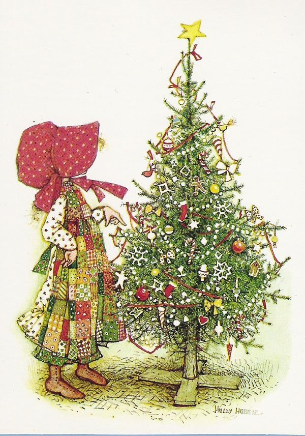 Merry Christmas | Holly Hobbie - Happiness | Pinterest | Holly ...