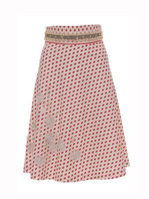 Schnittmuster: Glockenrock - Kurzgrößen - Röcke - Damen - burda ...