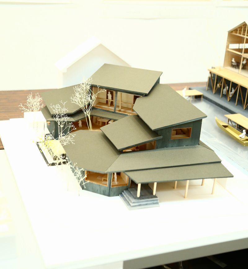 受賞作品 木の家設計グランプリ 屋根のデザイン ツリーハウスの