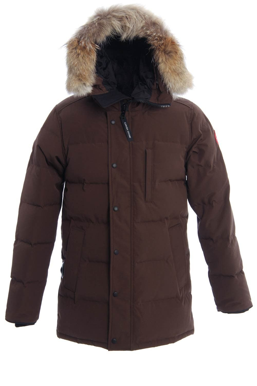 canada goose jacket wolf fur