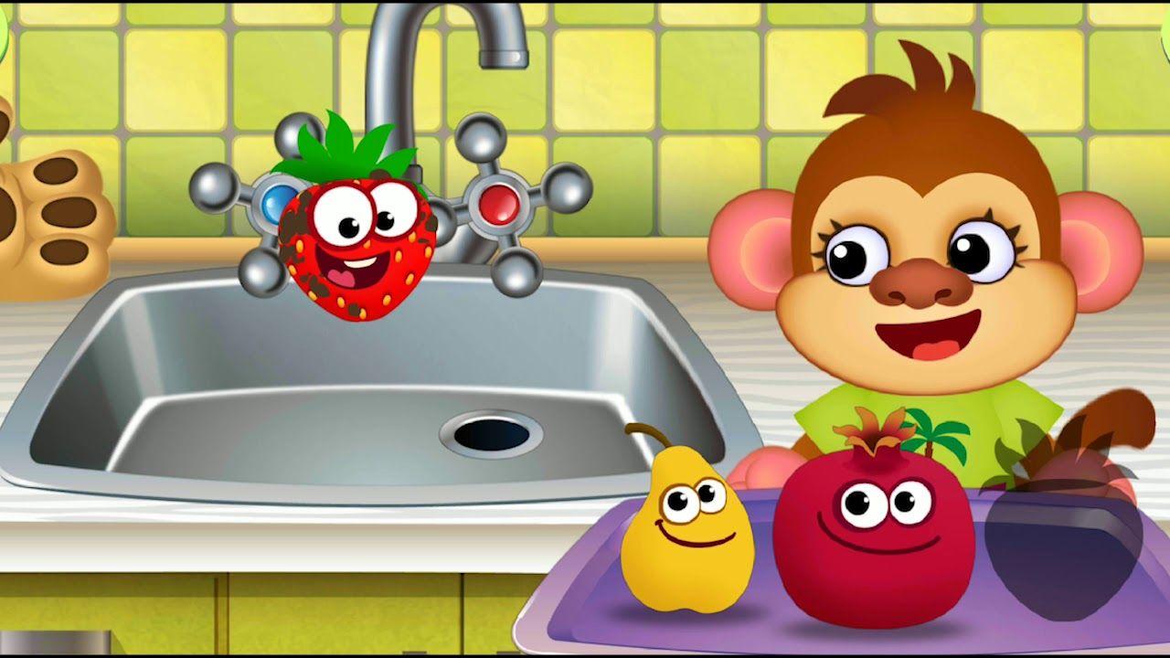 фрукты и овощи на английском. английский для детей.   Для ...