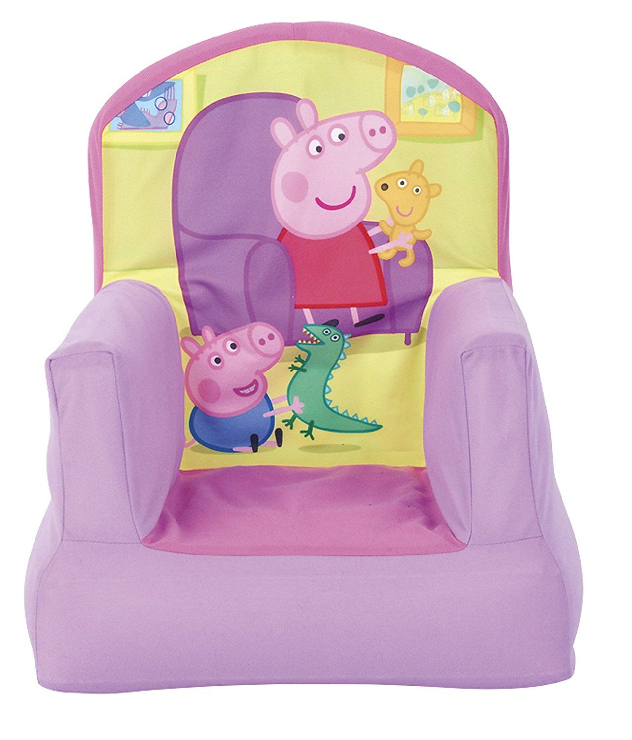 peppa pig Cosy Chair Don't get left behind, see this