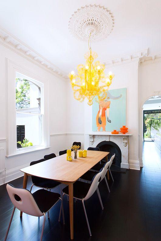 california dining room interior design sfgirlbybay デコレーション, 現代風インテリアデザイン, 現代建築, 色のインスピレーション,