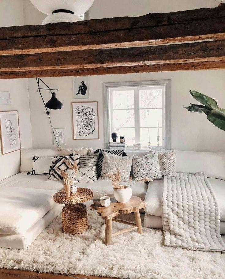 Home Decor | Decor salon maison, Decoration salon et Idee salon