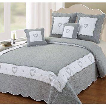 amazon fr couvre lit Couvre lit en boutis: amazone.fr | J'aimerais. | Pinterest amazon fr couvre lit