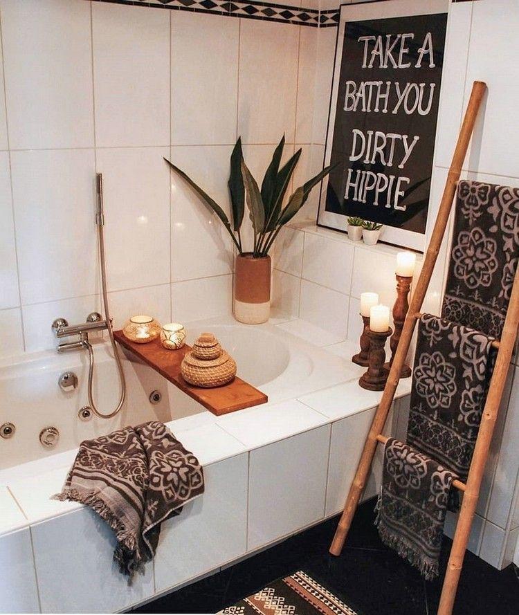 Bohemian Decor Is A Blend Of Different Impressive Decoration Ideas