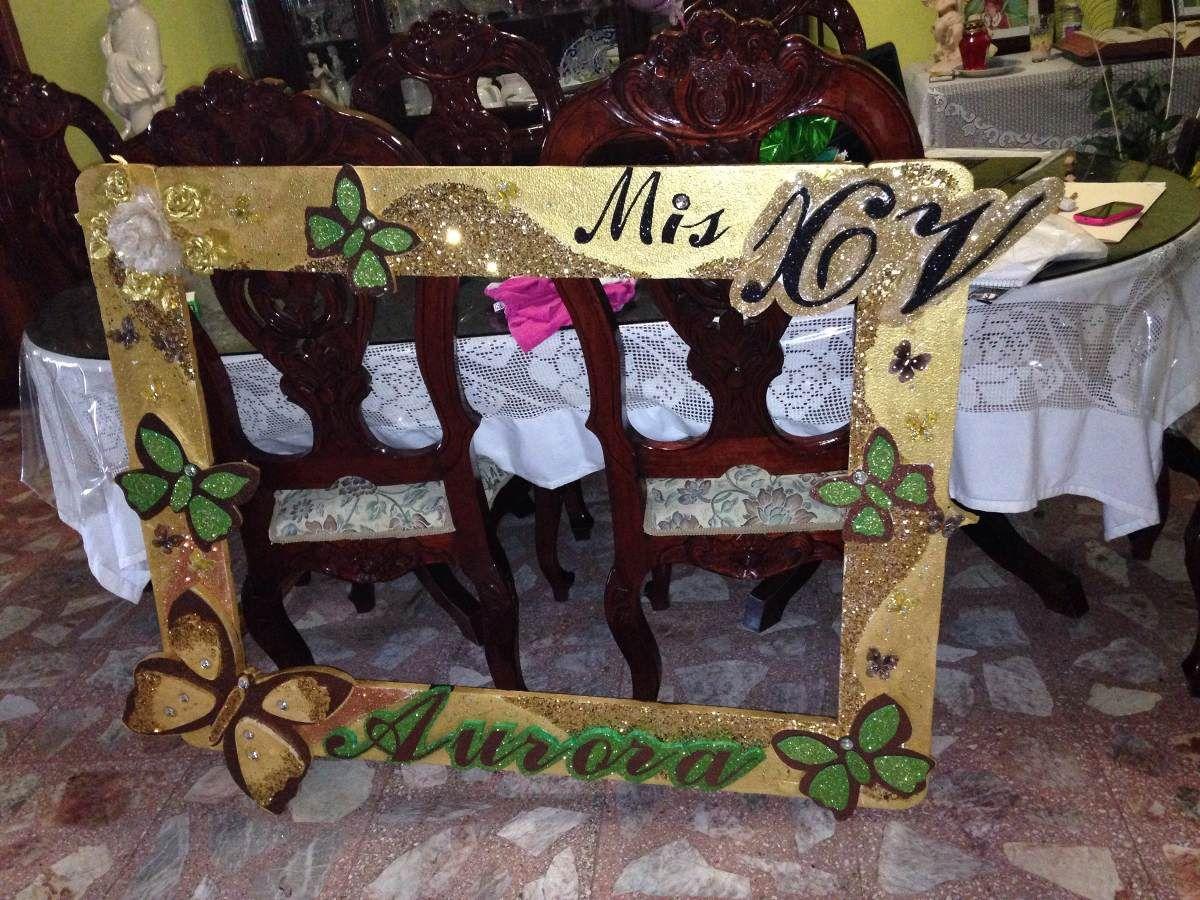 Marcos Para Fiestas Personalizados - $ 300.00 en MercadoLibre ...