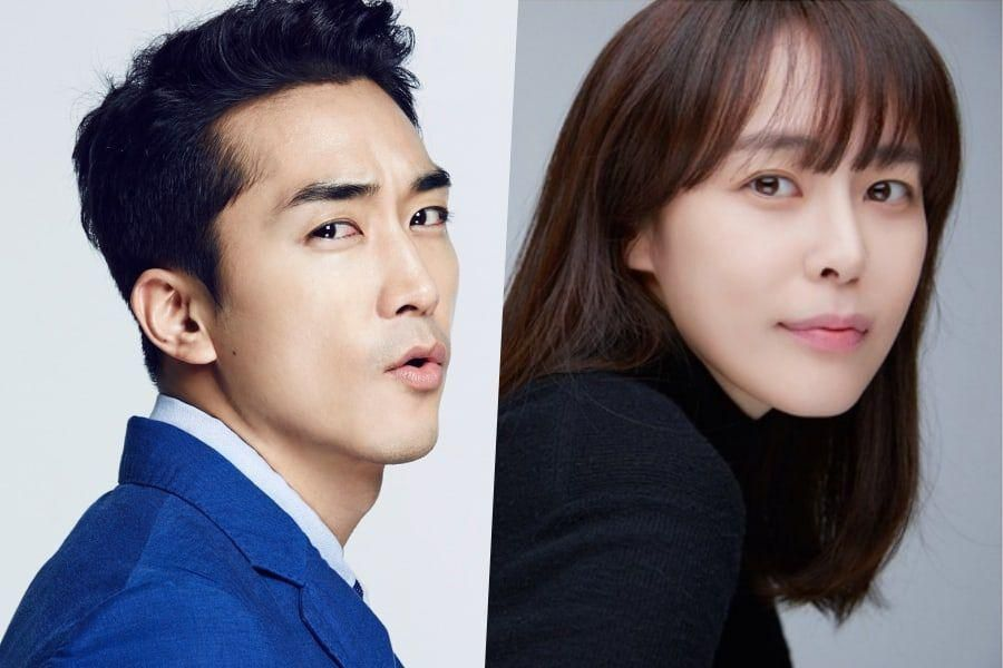 """Song Seung Heon Confirmed To Star Opposite Lee Ha Na In Season 4 Of """"Voice"""""""