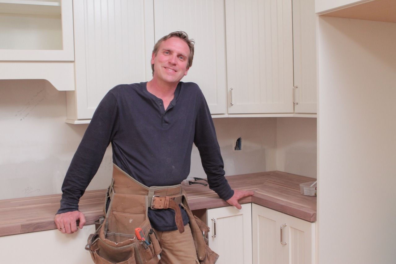 On two back to back new episodes of AMERICAN REHAB: CHARLESTON Trent Fasnacht transforms an uninviting house to the warm Southern home it once was. Tonight at 11 and 11:30 PM on DIY Network!