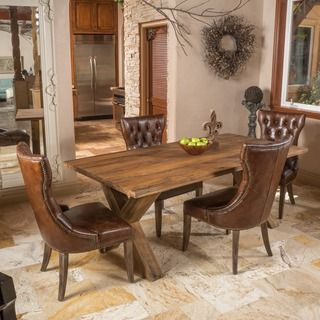Christopher knight home travers oak wood rectangle dining table christopher knight home travers oak wood rectangle dining table watchthetrailerfo