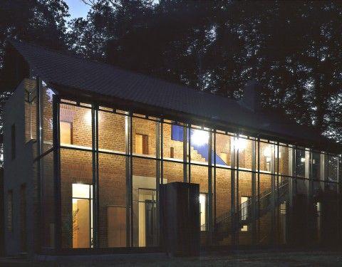 Haus Babanek | Heinz Bienefeld | Architekturfotografie | Porträtfotografie  | Dortmund | Ruhrgebiet | NRW |