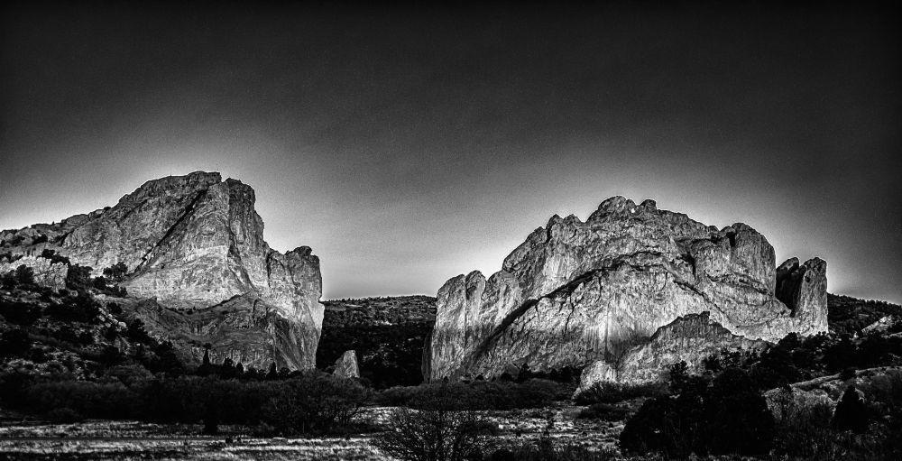 Garden of the Gods Colorado by craigw0lv