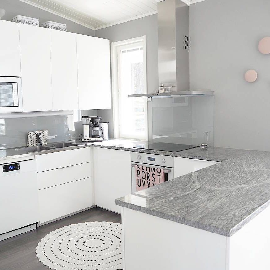 Best Grey And White Kitchen Inspiration Featuring The Very 400 x 300