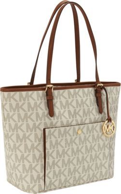 3bdf9d038d1e MICHAEL Michael Kors Jet Set Item Large Snap Pocket Tote Bag - via  eBags.com!