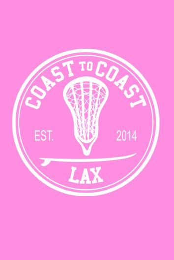 Coast To Coast Lax In Pink Right On Right On Lacrosse