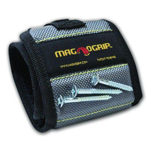 MagnoGrip 002-160 Magnetic Wristband, Platinum MagnoGrip http://www.amazon.com/dp/B00H2BXJBC/ref=cm_sw_r_pi_dp_Q1NFub096T8D5