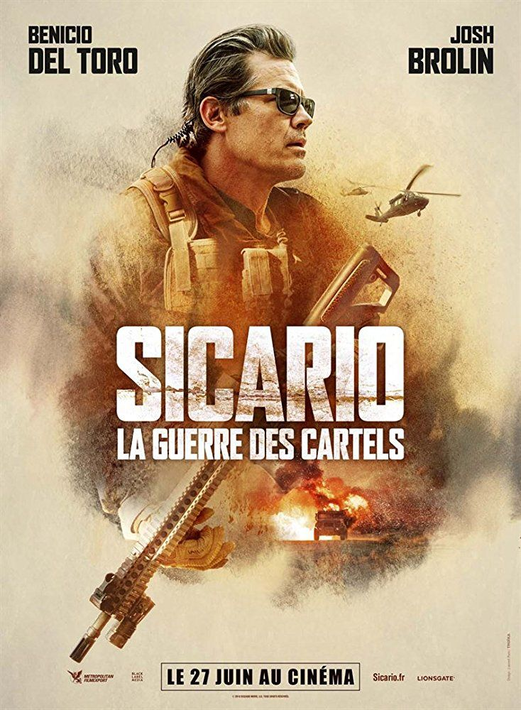 Sicario Streaming