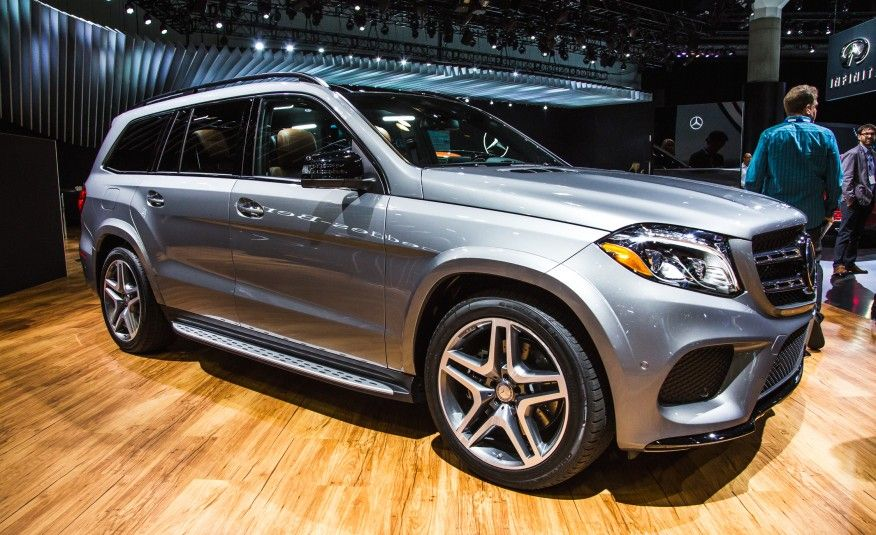 View 2017 Mercedes Benz Gls Cl The Gl Gets A Redo And New Name Photos From Car Driver Find High Resolution Images In Our Photo Gallery