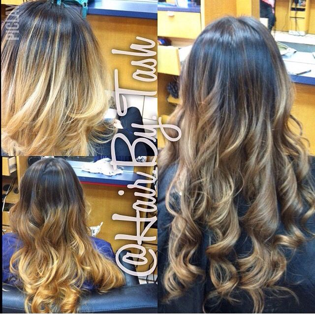 Different Shades Of Blonde Balayage Ombre Blonde Ombre Balayage Different Shades Of Blonde Blonde Balayage