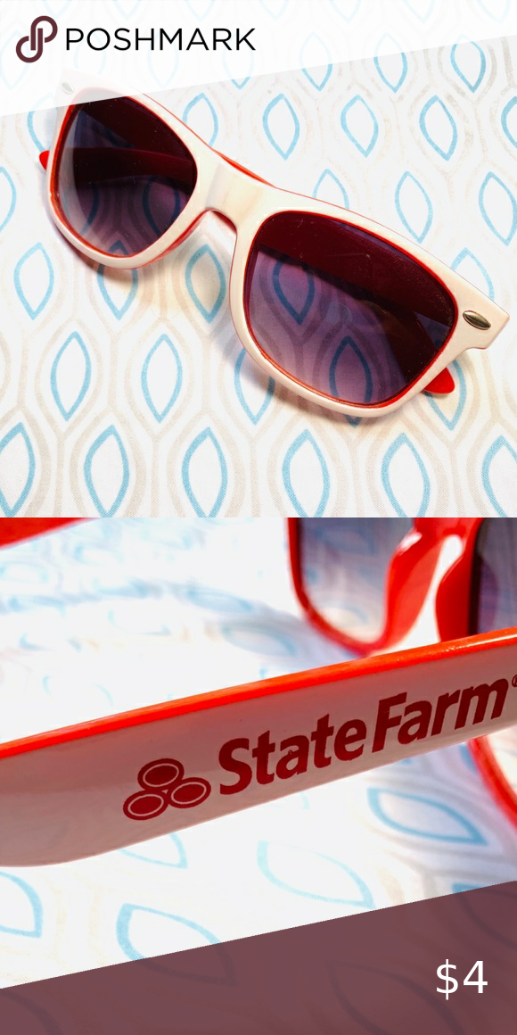 Sunglasses 🥰 Jake from State Farm gave me these! Lol, J.k