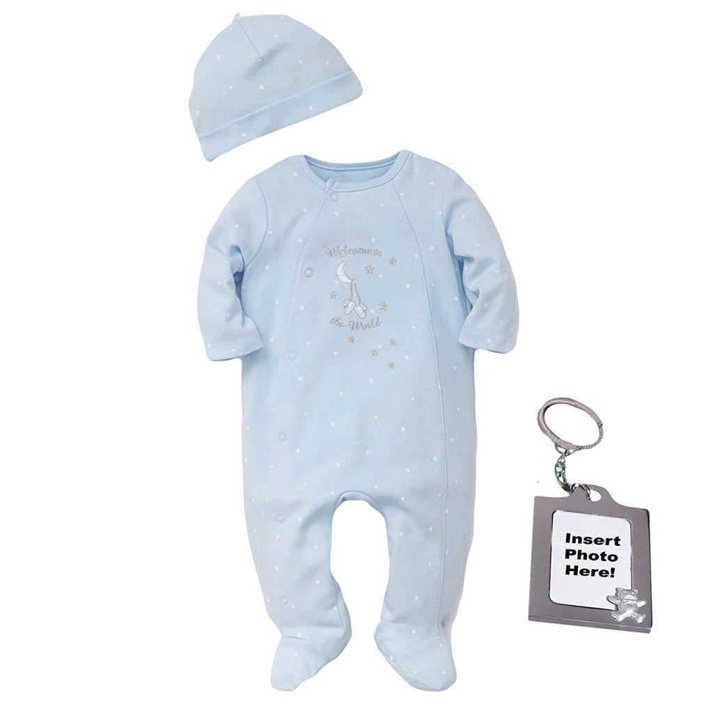 6386974ac Little Me Preemie Newborn Baby Footie Sleep and Play Pajamas Footed ...