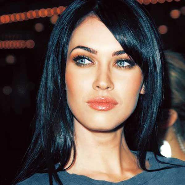 Mavi Siyah Saç Rengi Ve Mavi Siyah Saç Modelleri Hair Hair Eyes