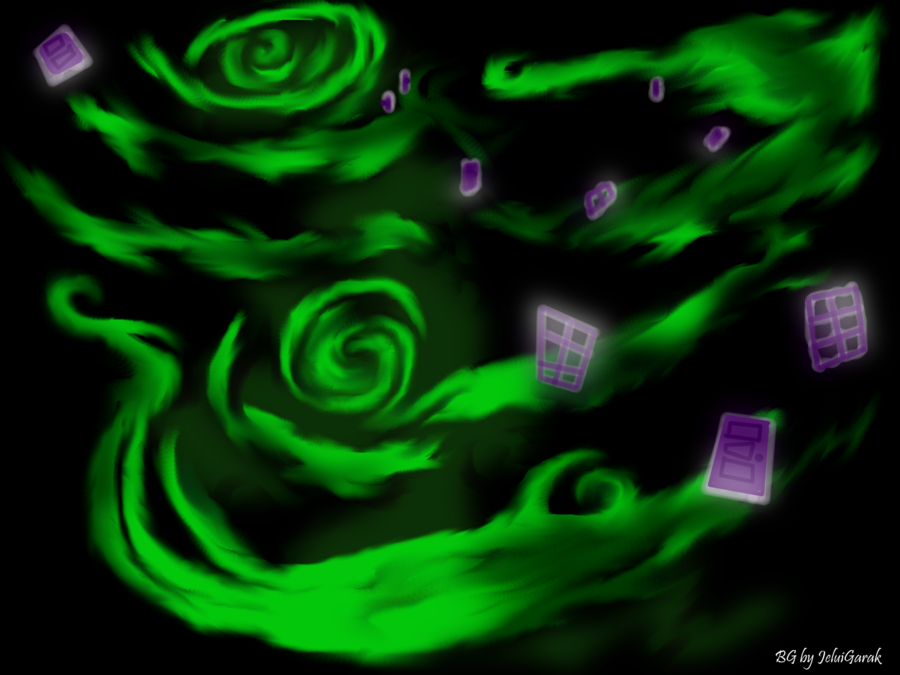 Ghost Zone Free Background By Jeluimasters On Deviantart Ghost Background Danny Phantom