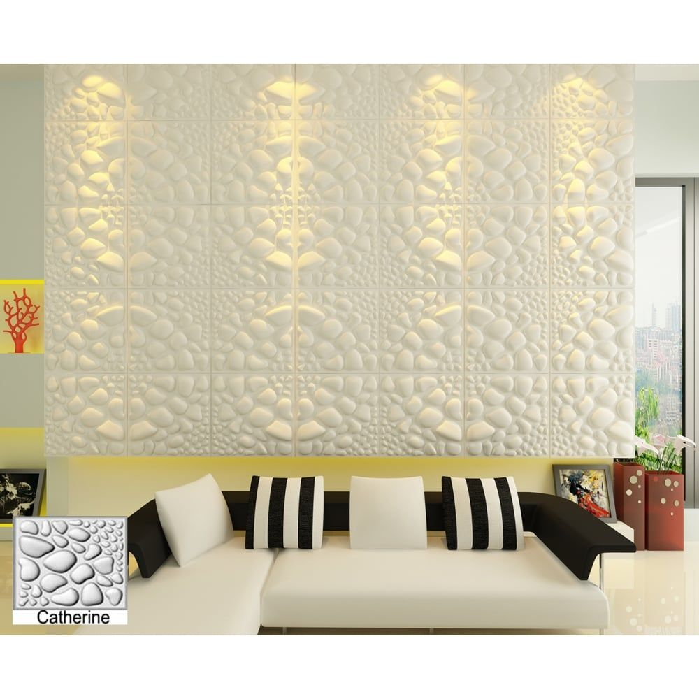 Natural Bamboo 3d Wall Panel Decorative Wall Ceiling Tiles Cladding Wallpaper Catherine 3d Wall Panels Cladding Wallpaper Tile Cladding