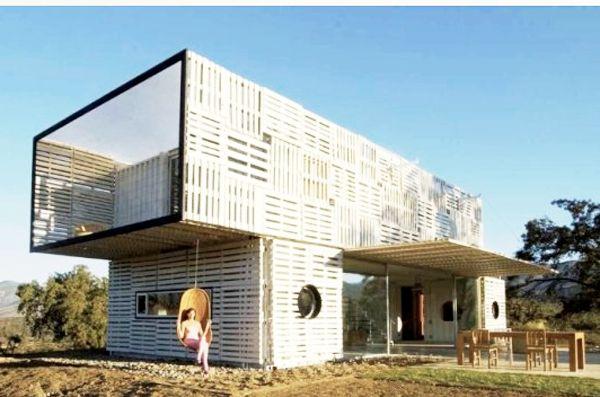 Préférence Maison en palette | Maison bois | Pinterest | Palette, Maison bois  CN03