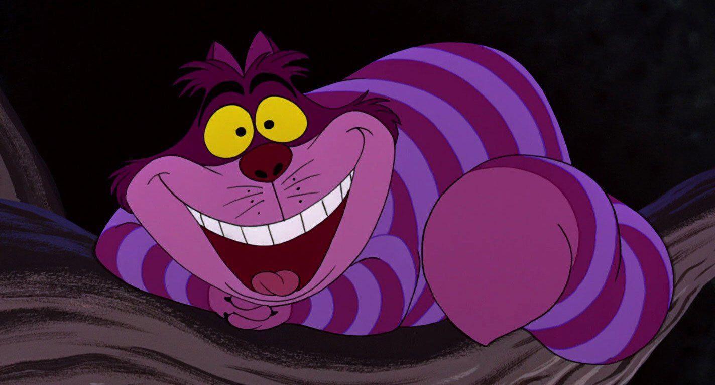 Rever De Perdre Ses Dents Quelle Interpretation Chats Disney Film Alice Au Pays Des Merveilles Chat De Cheshire