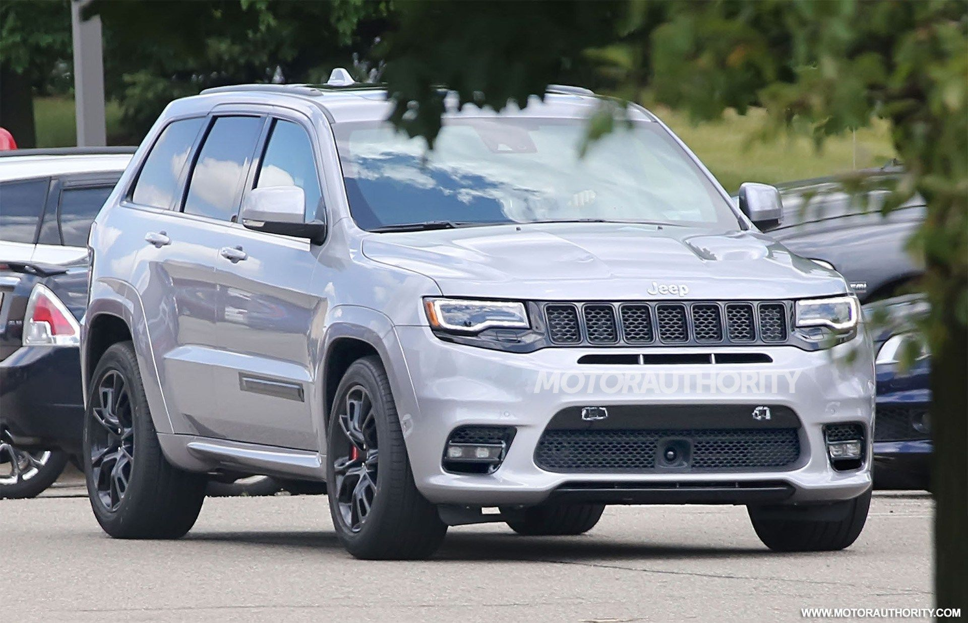 2018 Jeep Grand Cherokee Srt8 Redesign