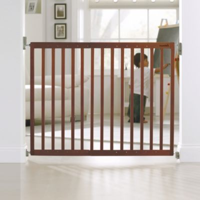 Munchkin Extended Wood Safety Gate Sears Sears Canada Dog