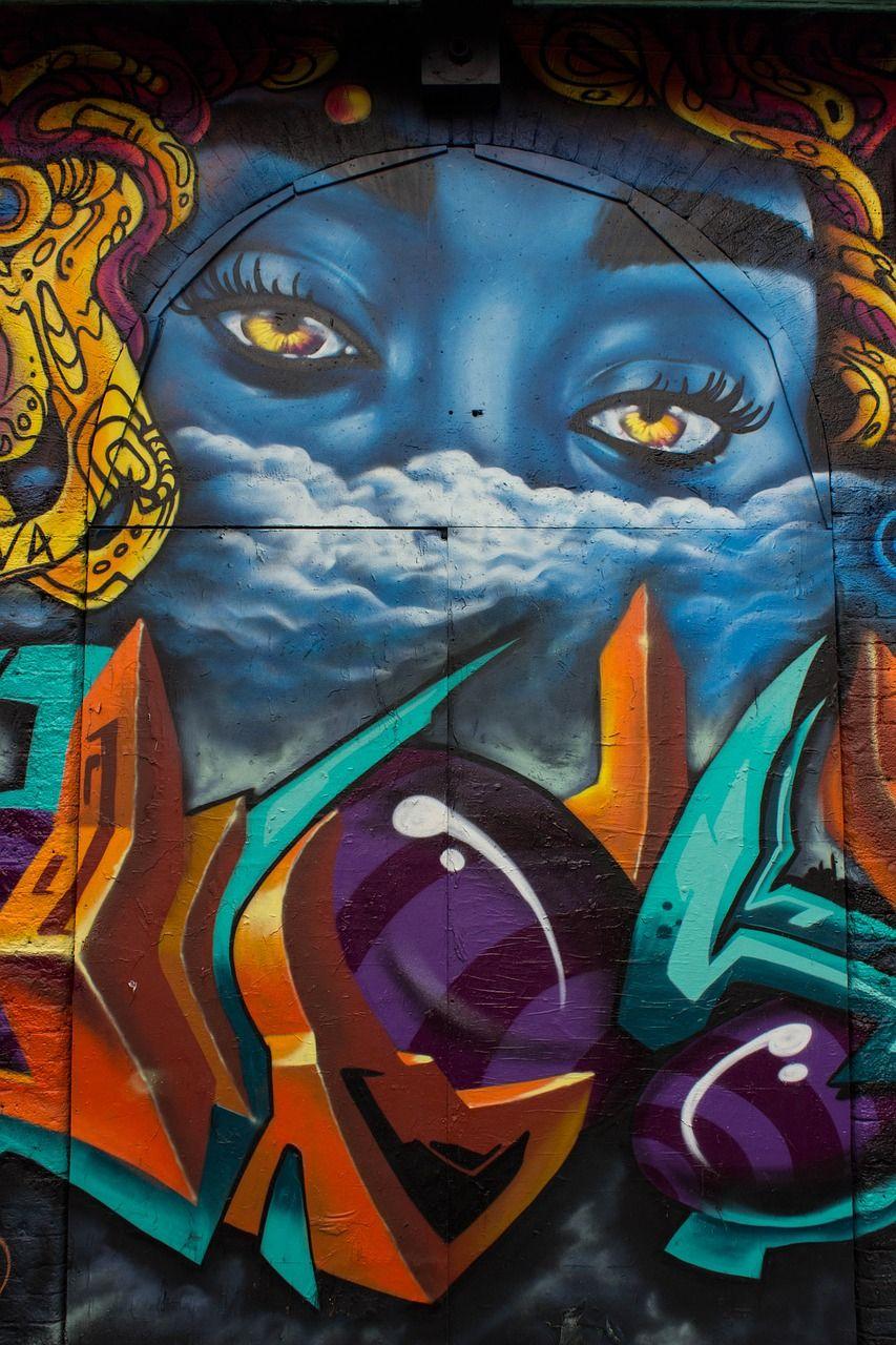 Art streetart graffiti graffitiart publicart shoreditch london uk