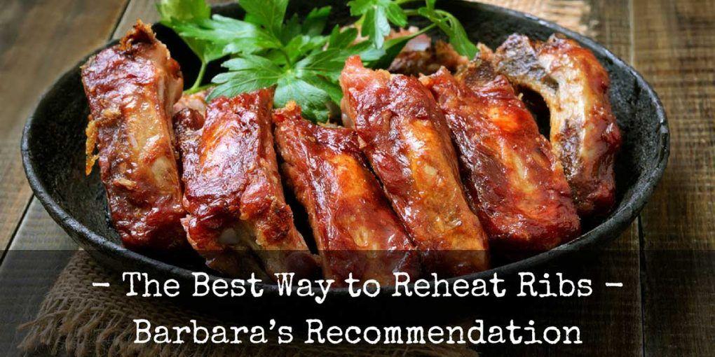 Best Way to Reheat Ribs | Bbq recipes ribs, Crockpot ...