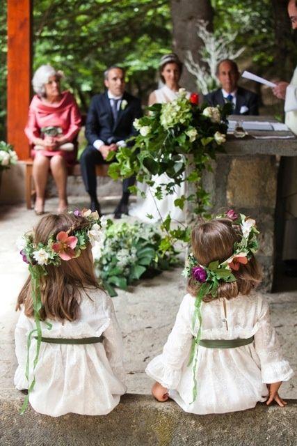bodas: protocolo en la iglesia, tradiciones de las bodas | diademas