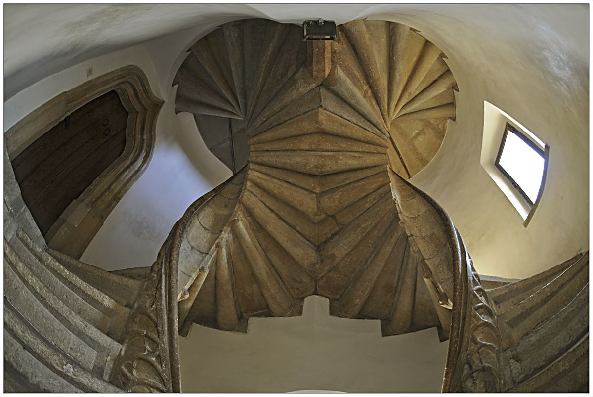 Best The Famous Double Spiral Staircase In The Graz Castle 400 x 300