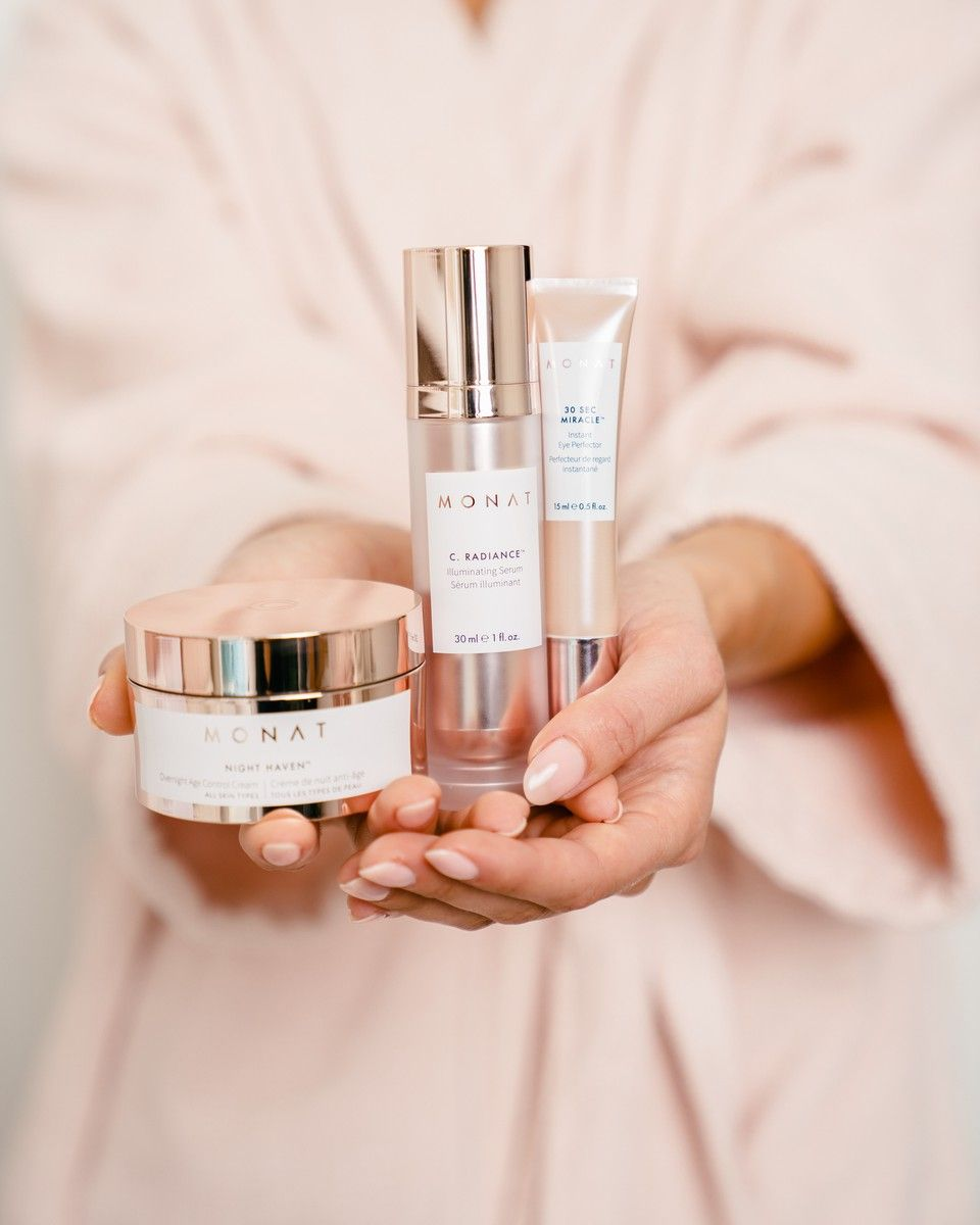 Our Three New Monatskincare Products Are Now Available Shop Now
