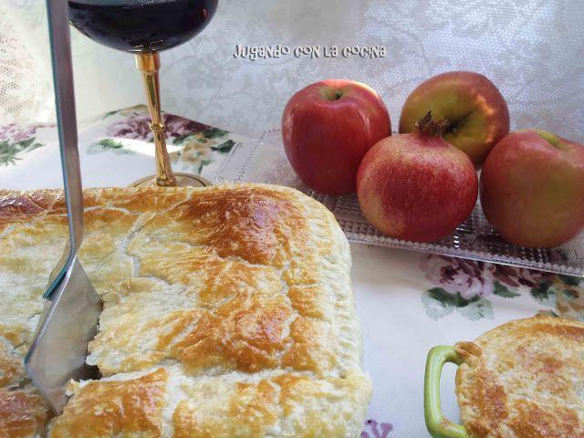Jugando con la Cocina: Pastel de pollo y jamón al estilo de Heston Blumen...