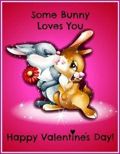 Bunny Valentine Cards | Funny Bunny Valentineu0027s Day Card Funny Bunnies,  Valentine Day Cards .