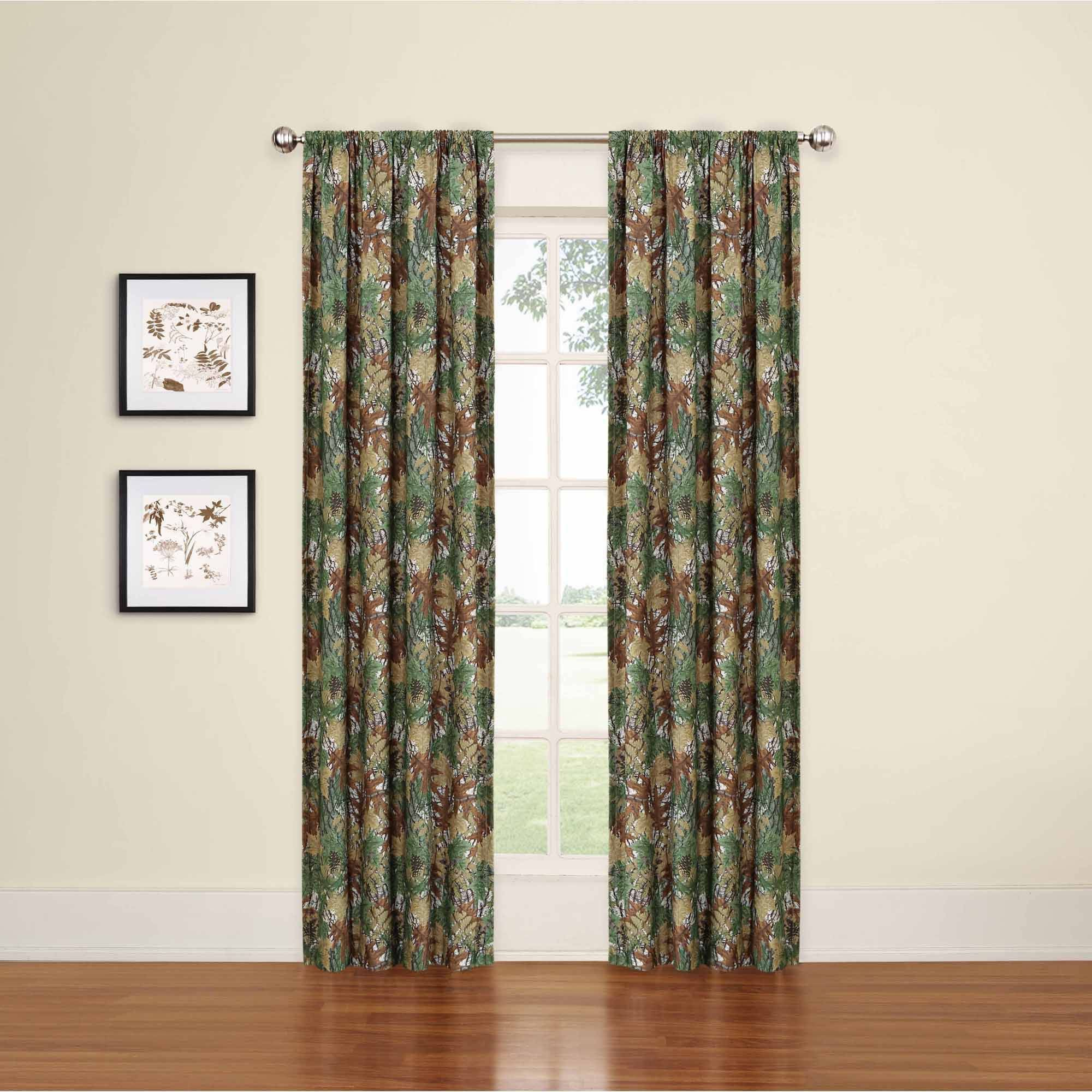 Camo Blackout Curtains In 2020 Room Darkening Curtains Panel Curtains Curtains