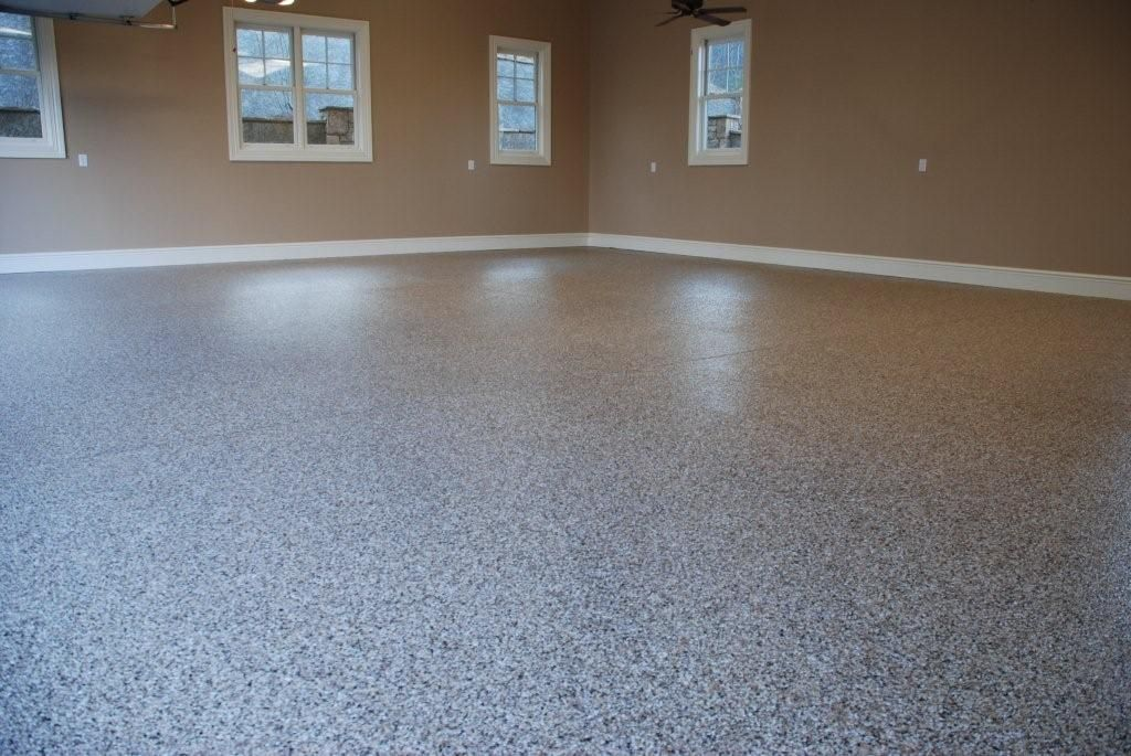 Concrete flooring ideas garage flooring epoxy Floor paint color ideas