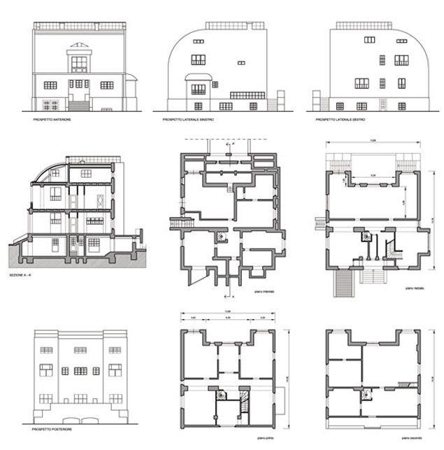 Casa Steiner (1910) – Adolf Loos y el Comienzo de la Arquitectura  Racionalista | Arquitectura, Arquitectura racionalista, Arquitectura moderna