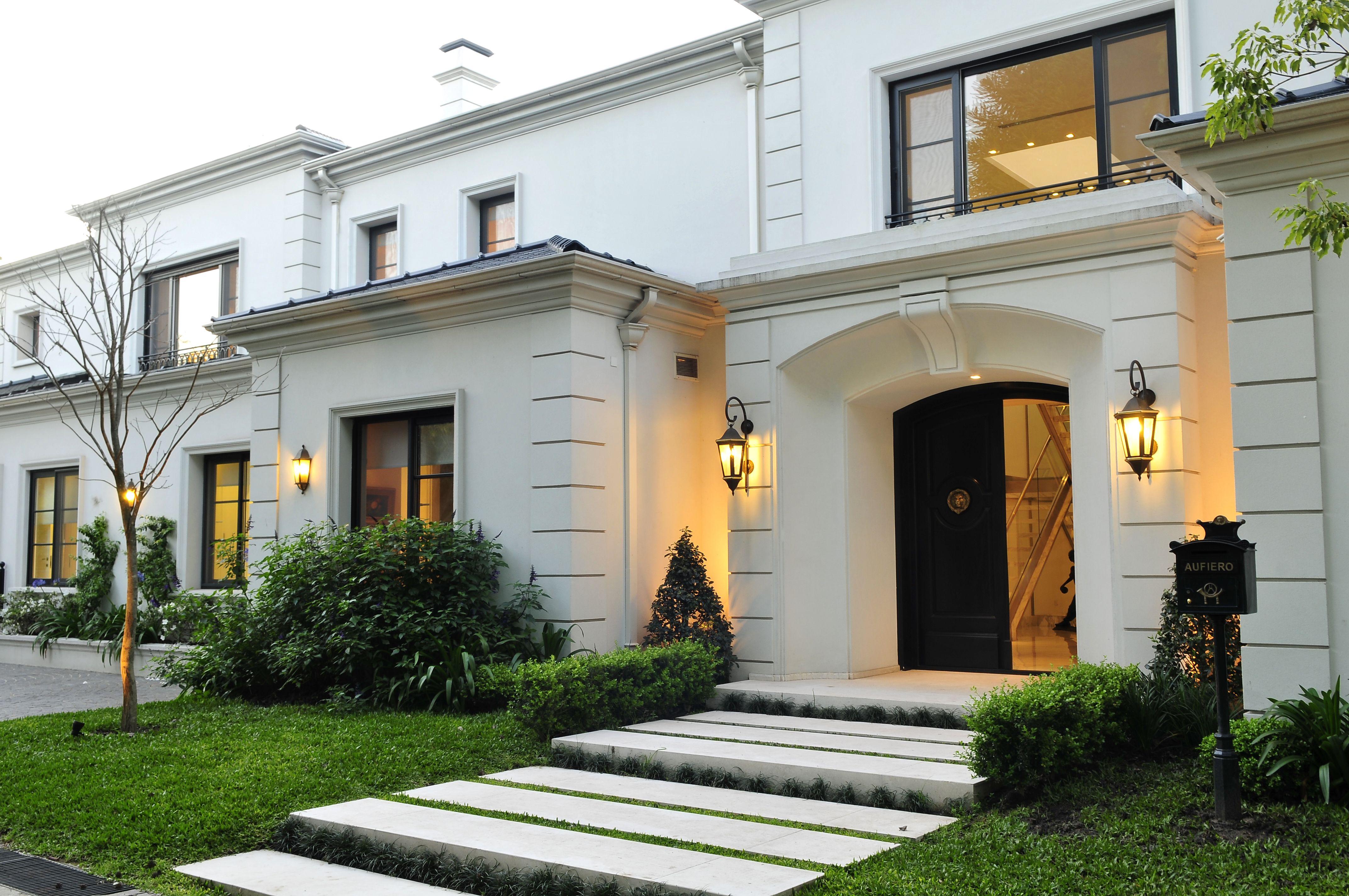 Junor arquitectos casa en tortugas cc exteriores pinterest casas casas clasicas y fachadas - Casas clasicas modernas ...
