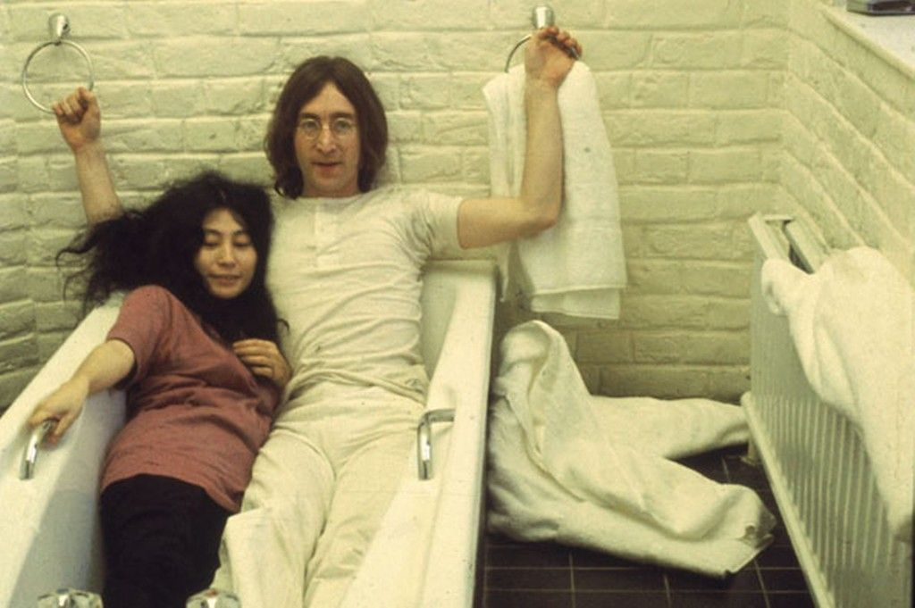 John Lennon & Yoko Ono